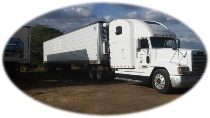 Transporte Terrstre Nicaragua Logistica de carga Intermodal