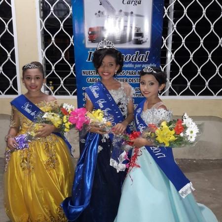 Buenos día Logística de Carga Intermodal Nicaragua, estuvimos presente este pasado Domingo 05 de Marzo del 2017, en el certamen de Niña Bonita San Jose -Sabana Grande, muchas gracias por el reconocimiento y a todo el personal organizador!